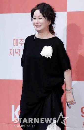[★포토]김미숙 '오랜만이에요'