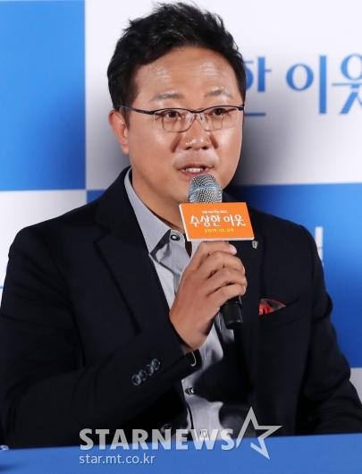 [★포토]안지환 '오늘은 배우입니다'