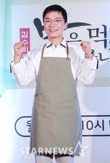 [★포토]조재윤 '파이팅!'