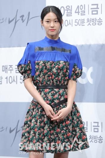 [★포토]설현, 4년 만에 드라마 복귀