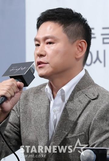 [★포토]드라마 '나의 나라'의 김진원 PD
