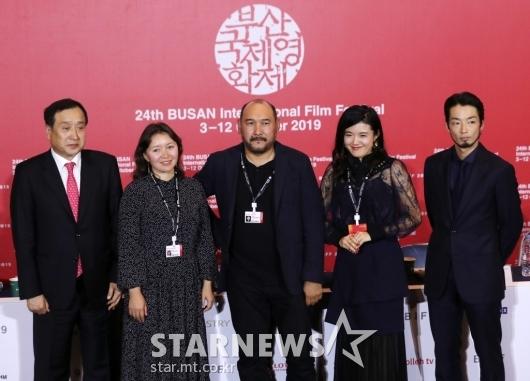 [★포토]제24회 부산국제영화제 개막작 주역들