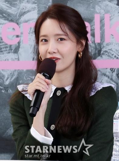 [★포토]윤아 '첫 영화 오픈토크 참석'