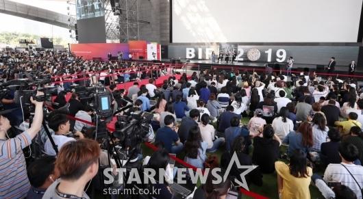 [★포토]오픈토크 찾은 부산국제영화제 관객들