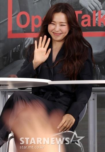 [★포토]이하늬 '안녕'