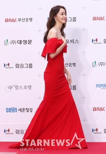 [★포토]윤아 '사뿐사뿐'