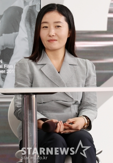 [★포토]영화 '생일'로 부산 찾은 이종언 감독