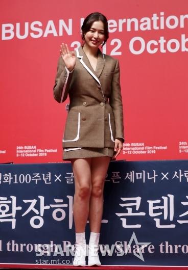 [★포토]이하늬 '가을을 그대로 입은 패션'