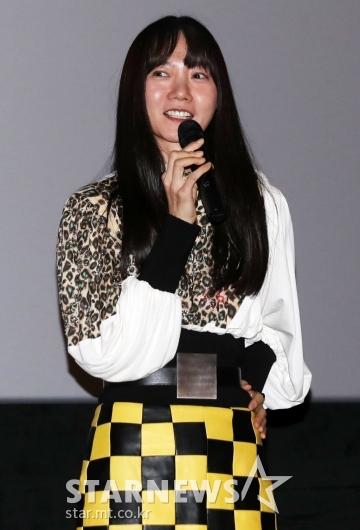 [★포토]배두나, 프랑스 영화 '아이엠히어'로 부국제 참석