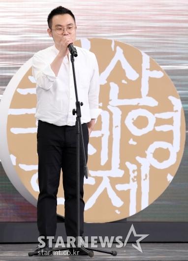 [★포토]영화 '니나내나'의 이동은 감독