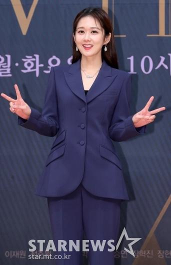 [★포토]장나라 '연예계 최강동안'