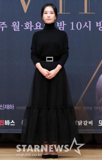 [★포토]곽선영 '단아한 블랙 패션'