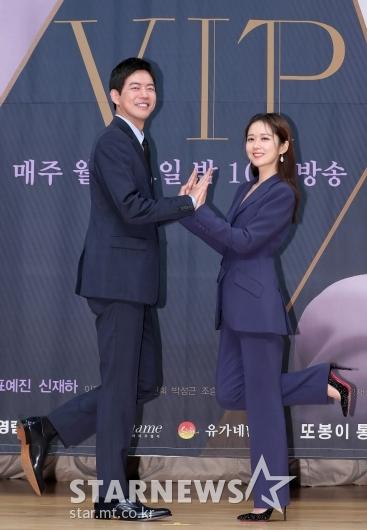 [★포토]이상윤-장나라 '동갑내기 절친'