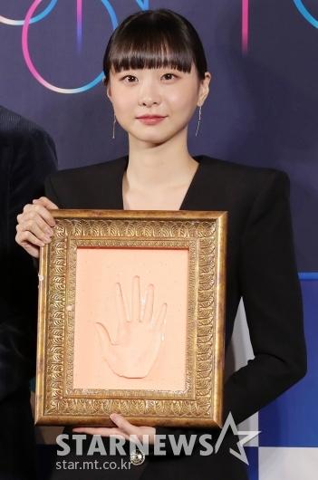 [★포토]김다미 '손도 예쁘죠?'