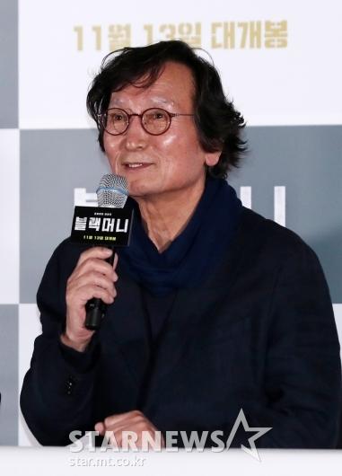 [★포토]영화 '블랙머니'의 정지영 감독