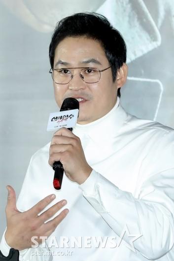 [★포토]김성균 '귀수의 스승'