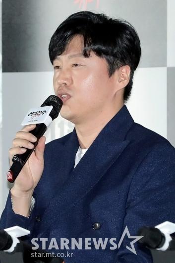 [★포토]김희원 '실력보다는 입'