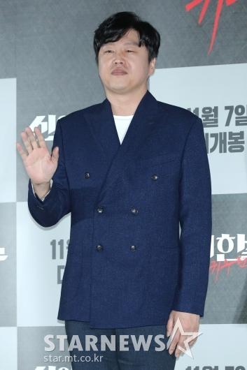 [★포토]김희원 '실력 아닌 입으로 승부합니다'