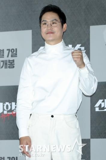 [★포토]김성균, 파이팅 넘치는 바둑 고수