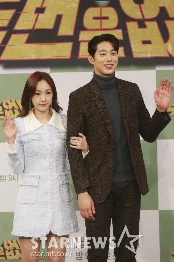 [★포토]박아인-송원석 '우리 제법 잘 어울리죠?'