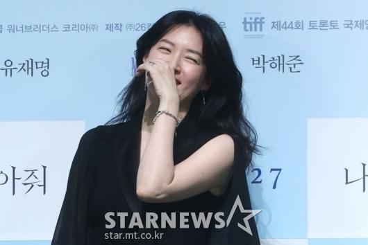 [★포토]이영애 '14년 만의 여신 미소'