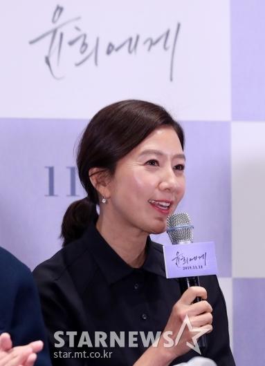 [★포토]김희애 '와주셔서 감사합니다'