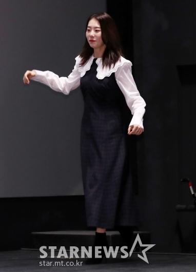 [★포토]김소혜 '넘어질 뻔 했어요'