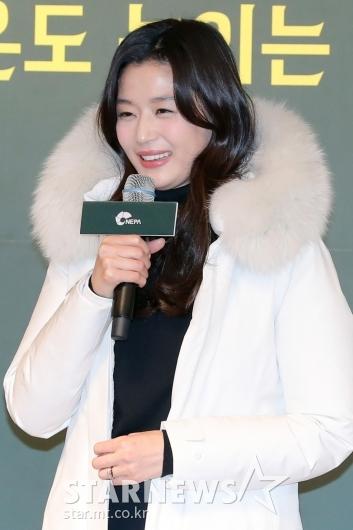 [★포토]미소 짓는 전지현