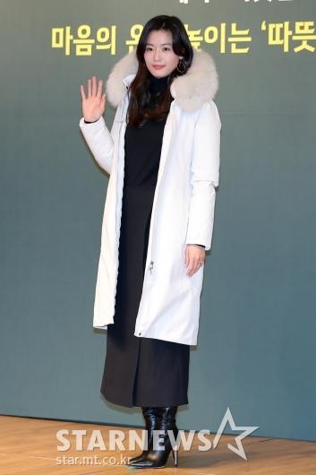 [★포토]전지현, 우아한 패션