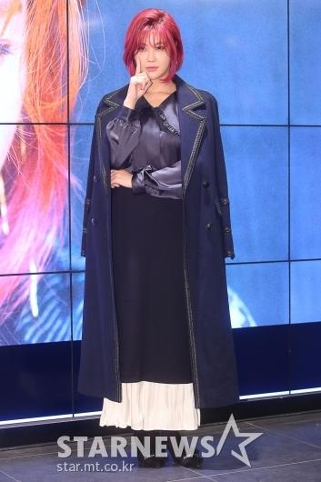 [★포토]솔비 '패션도 예술가 처럼'