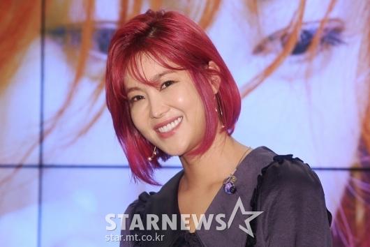 [★포토]솔비 '밝은 미소'