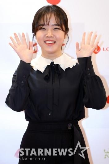 [★포토]김향기, 해맑은 미소