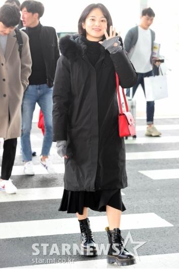 [★화보]윤승아 '화보 촬영 떠나요'