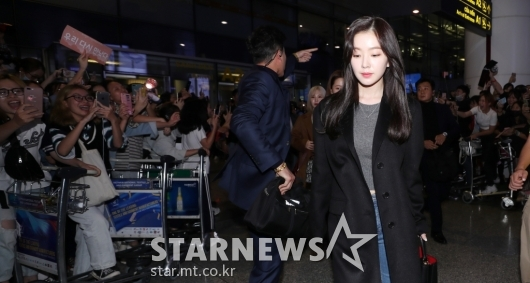[★포토]아이린 '팬들이 기다렸던 극강미모'