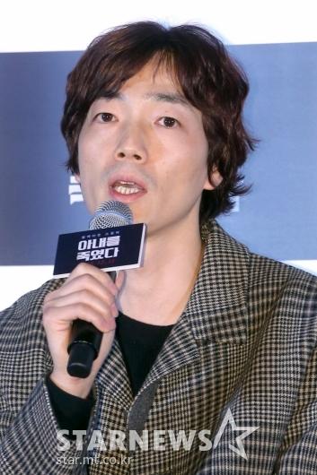 [★포토]김하라 감독 '아내를 죽였다, 기대하세요'