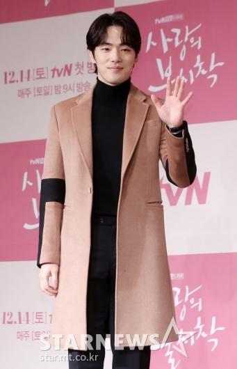 [★포토]김정현 '오랜만에 브라운관 복귀'