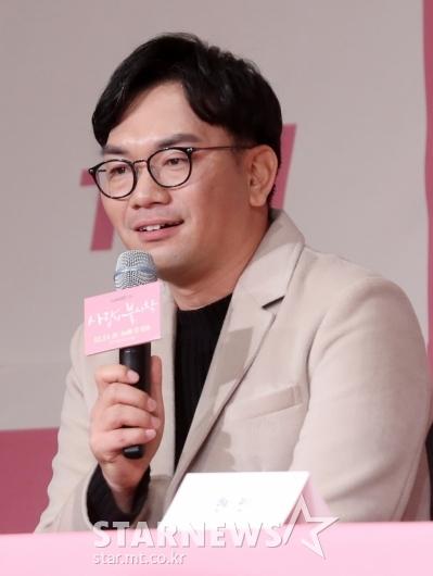 [★포토]드라마 '사랑의 불시착'의 이정효 감독