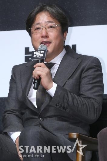 [★포토]곽도원 '남산의 부장들, 기대해주세요'