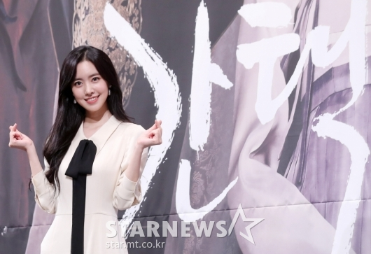 [★포토]진세연 '간택'으로 돌아온 여신