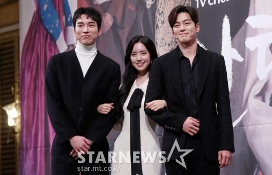 [★포토]도상우-진세연-김민규 '셋이 합쳐 훈훈함 폭발'