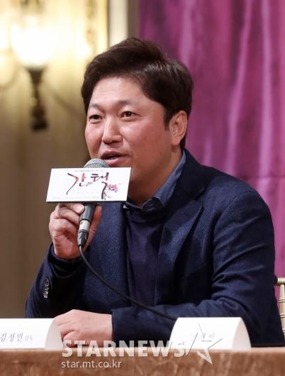 [★포토]드라마 '간택'의 김정민 감독