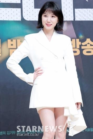 [★포토]박은빈 '상큼한 단발머리'
