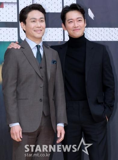 [★포토]오정세-남궁민 '우린 친한사이'