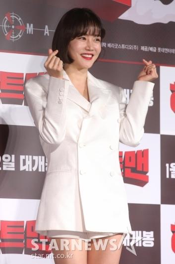 [★포토]황우슬혜 '요정의 미소'