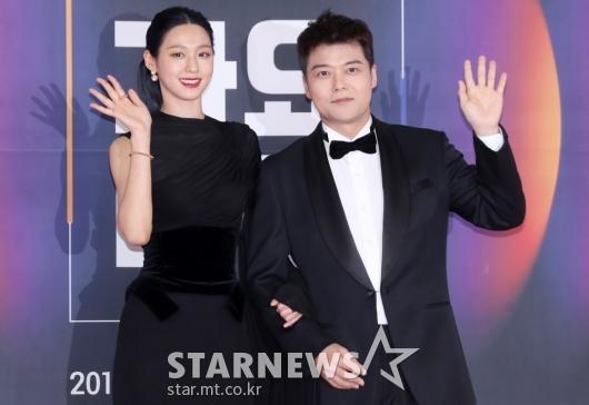 [★포토]설현-전현무 '오늘의 진행 커플'