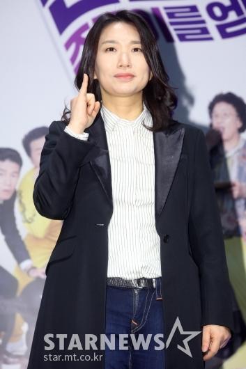 [★포토]장유정 감독 '재밌는 영화, 약속합니다'