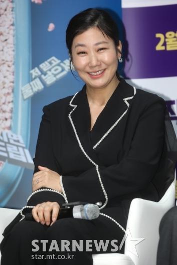 [★포토]라미란 '정직한 미소'
