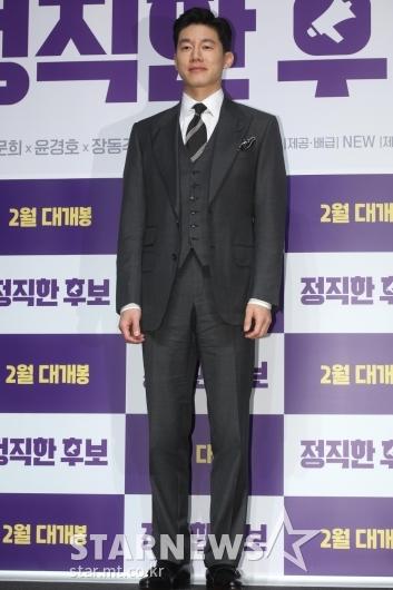 [★포토]김무열 '정직한 슈트핏'