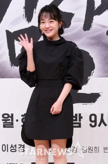 [★포토]소주연 '낭만닥터 김사부에서 만나요'