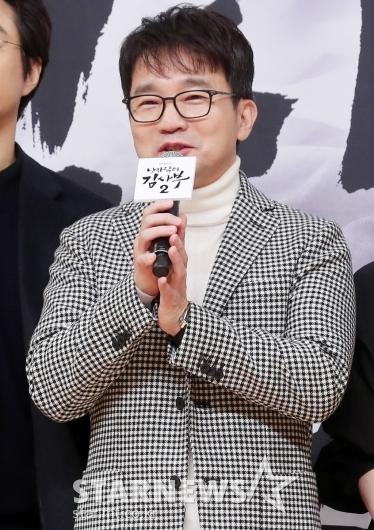 [★포토]드라마 '낭만닥터 김사부'의 유인식 감독